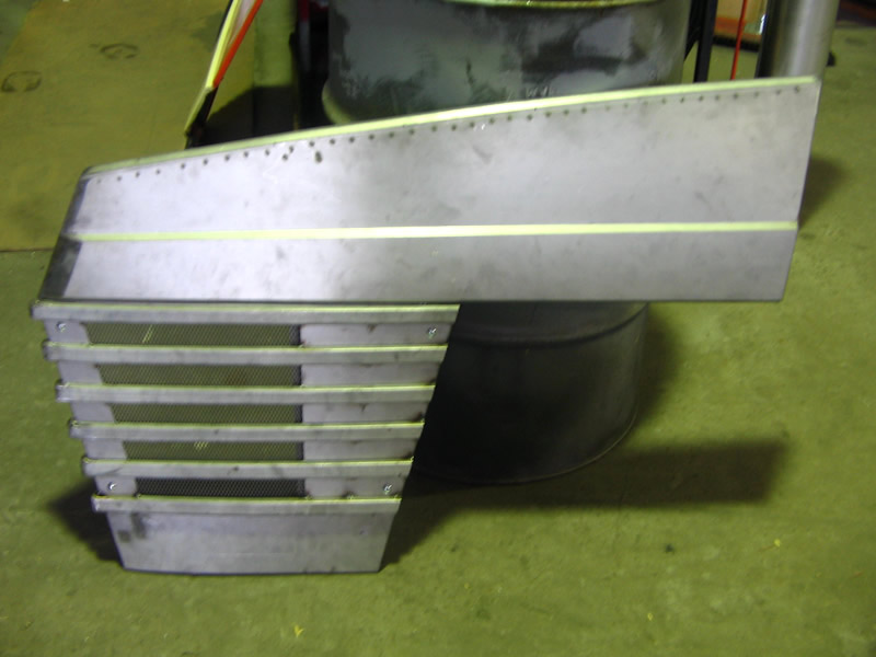 Replacement Tractor Panel