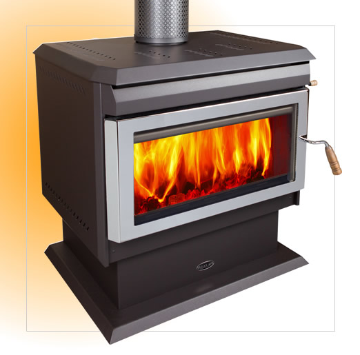 cleanair wood heater